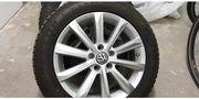 215 55R17 VW Winterkompletträder