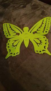 Schmetterling Deko