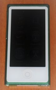 TOP - iPod nano 7 Generation