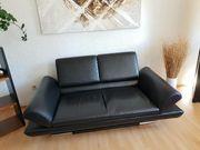 Designer Leder Couch von Gio
