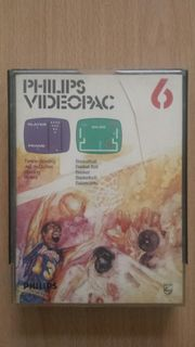 Philips Videopac G7000 Spiel Video