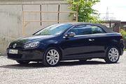 VW Golf Cabrio schwarz Tüv