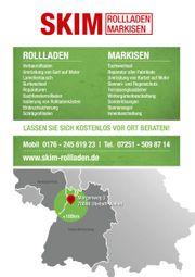 Reparatur Rollladen und Markisen