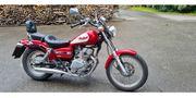 Verkaufe Honda Rebel 125ccm