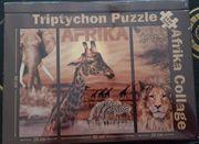 Triptychon Puzzle 1530 Teile -neu-