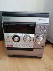 Stereoanlage mit CD Wechsler