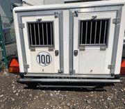 PKW Anhänger für Hunde