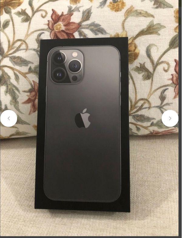Apple iPhone 13 Pro Max 256gb Graphit.