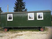 Bauwagen tiny house mobilheim waldkindergarten