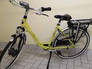 e Bike Pedelec Gazelle Orange
