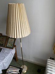 Mid Century Stehlampe 50s Vintage
