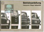 Betriebsanleitung VW Teil 2 Fahrpraxis