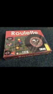 Brettspiel Roulette