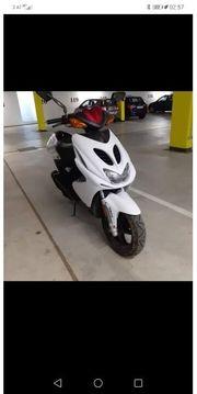50ccm Yamaha Aerox