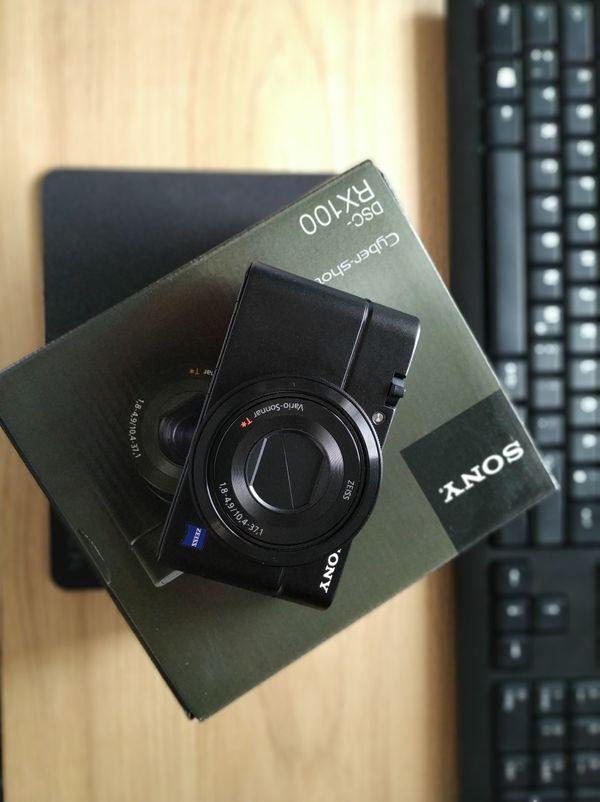 SONY RX100 Digitalkamera Kauf 11