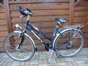 Damen City Bike nicht viel