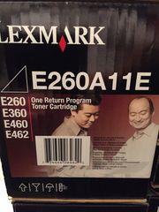 Tonercartouchen von Lexmark -- original