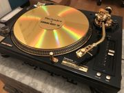 Technics SL-1200GLD Limited Gold Edition