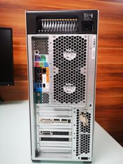 HP Workstation z820 2x CPU
