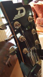 Gitarre Duisenberg Starplayer TV incl