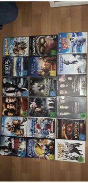 18 DvDs verschiedene Filme