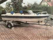 Motorboot Fiberline G 11 Suzuki