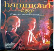 Schallplatte James Last - hammond à