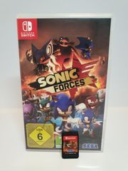Sonic Forces Nintendo Switch in