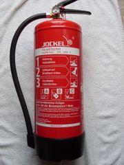 Jockel 6 kg Dauerdruck-ABC-Pulver Feuerlöscher