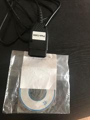 Porsche Piwis Cable Diagnosekabel