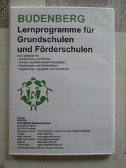 Budenberg Lernsoftware CD - Gebraucht