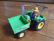 Playmobil Ladetraktor