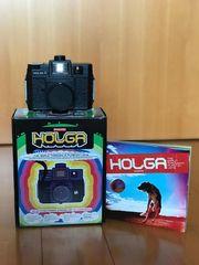 Kamera HOLGA Starter KIT - Lomography