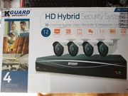 KQuard Security Überwachungskamera- dvr recorder