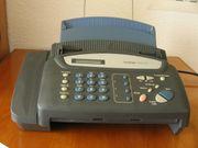 Faxgerät Brother FAX-T82 identisch mit