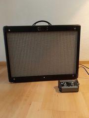 Tausche Fender Hot Rod Deluxe
