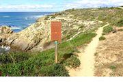 Küstenwanderung Portugal