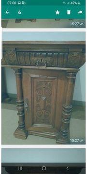 Antiquität Tisch 2 m
