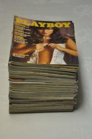 Playboy Magazine und Kalender