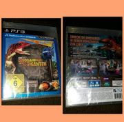 Neues PS3 Spiel Dinosaurier im