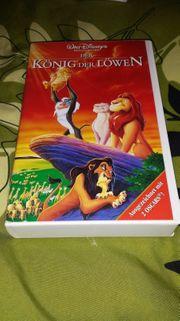 Walt Disney VHS Kassette Original