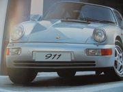 Porsche 964 Gummilippe vorn Stosstange