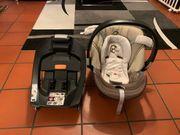Cybex Babyschale Kindersitz Isofixstation