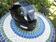 Toller UVEX Motorradhelm