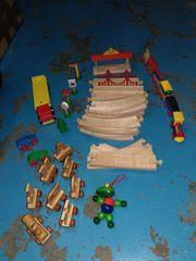 Holzspielzeug Sammlung
