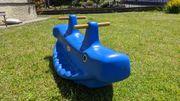 Wal Kinderwippe blau little tikes