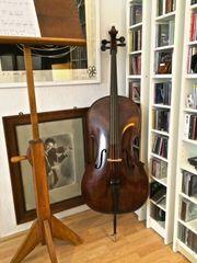 Altes Cello 1890 Schuster Co
