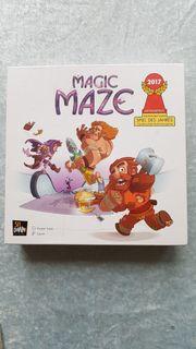 Spiel Kinderspiel MAGIC MAZE