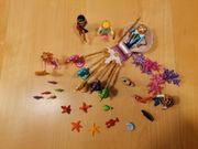 Playmobil Konvolut Poseidon und Meerwesen