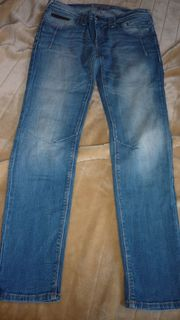 Blaue Stretch- Jeans GR W29